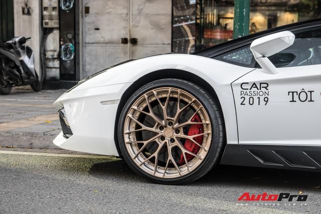 Đại gia đồng hồ Hà Nội mang Lamborghini Aventador Roadster độ khủng tham dự hành trình Car Passion 2019 - Ảnh 7.