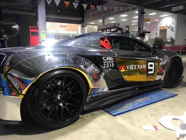 Điểm mặt 8 siêu xe Hà Nội tham dự Car Passion 2019, có xe vừa mua được vài ngày - Ảnh 3.