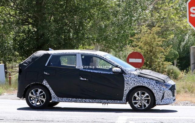Nhiều thay đổi lớn chuẩn bị xuất hiện trên phiên bản 2020 của Hyundai i10 - Ảnh 3.