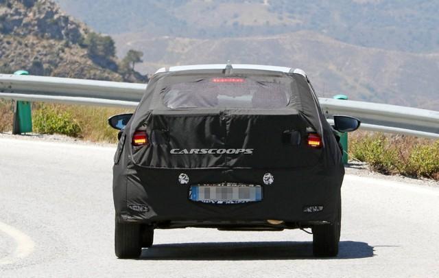 Nhiều thay đổi lớn chuẩn bị xuất hiện trên phiên bản 2020 của Hyundai i10 - Ảnh 6.