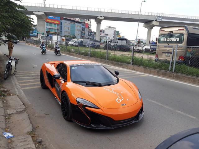 Điểm mặt 8 siêu xe Hà Nội tham dự Car Passion 2019, có xe vừa mua được vài ngày - Ảnh 11.