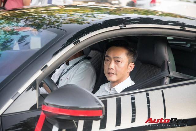 Nguyễn Quốc Cường chính thức xuất hiện tại Car Passion 2019 cùng siêu xe Audi R8 - Ảnh 4.