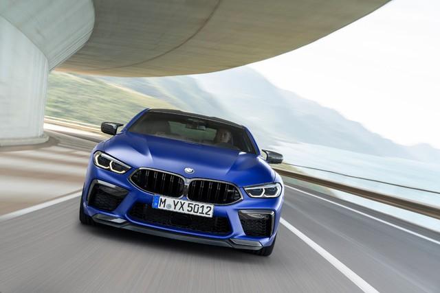 BMW: Cần gì siêu xe khi đã có M8? - Ảnh 1.