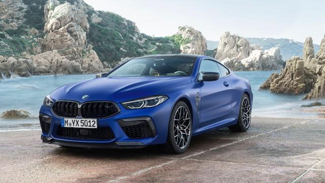 BMW: Cần gì siêu xe đấu Mercedes-AMG GT và Audi R8 khi đã có M8?