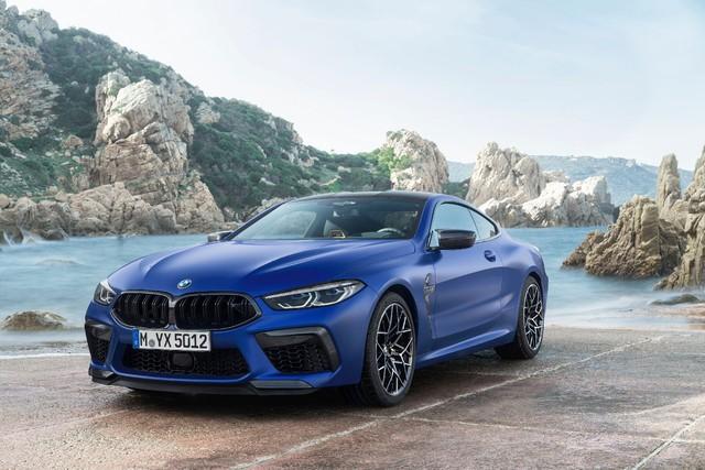 4 dòng BMW hoàn toàn mới gồm cả trùm cuối M8 Competition chào bán tại Việt Nam, giá cao nhất 13 tỷ đồng - Ảnh 7.