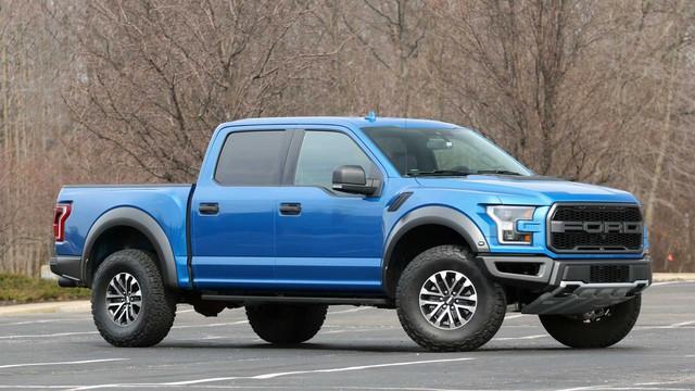 Ford F-150 Raptor sẽ xuất hiện thêm phiên bản động cơ V8 mạnh mẽ - Ảnh 1.