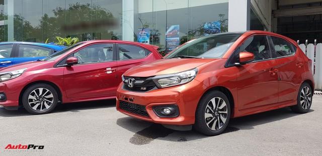 Chi tiết Honda Brio vừa về đại lý, đối thủ mới của VinFast Fadil và Hyundai Grand i10 chỉ còn chờ giá bán chính thức - Ảnh 3.
