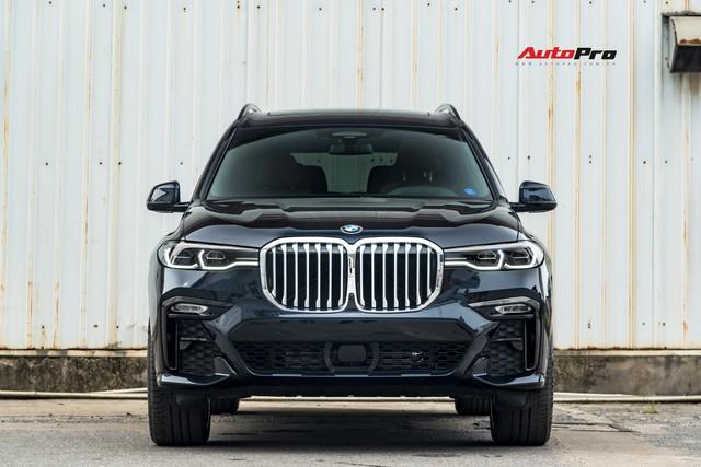 BMW X7 M Sport 2020 do THACO phân phối lộ giá hơn 5,8 tỷ đồng, rẻ sốc so với xe nhập ngoài - Ảnh 5.
