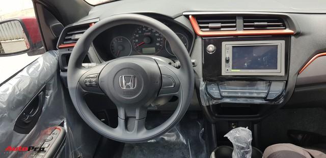 Chi tiết Honda Brio vừa về đại lý, đối thủ mới của VinFast Fadil và Hyundai Grand i10 chỉ còn chờ giá bán chính thức - Ảnh 9.