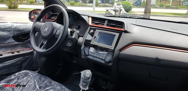 Chi tiết Honda Brio vừa về đại lý, đối thủ mới của VinFast Fadil và Hyundai Grand i10 chỉ còn chờ giá bán chính thức - Ảnh 7.