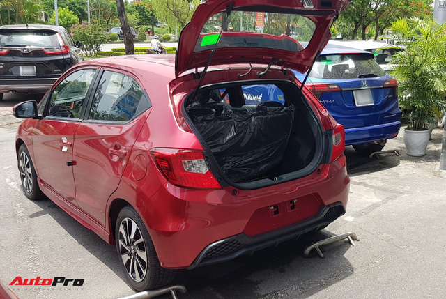 Chi tiết Honda Brio vừa về đại lý, đối thủ mới của VinFast Fadil và Hyundai Grand i10 chỉ còn chờ giá bán chính thức - Ảnh 12.