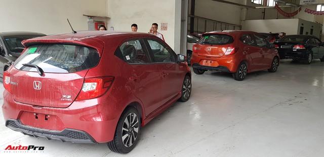 Chi tiết Honda Brio vừa về đại lý, đối thủ mới của VinFast Fadil và Hyundai Grand i10 chỉ còn chờ giá bán chính thức - Ảnh 6.