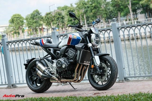 Honda CB1000R Plus Limited Edition giới hạn 350 chiếc trên toàn thế giới ồ ạt đổ bộ Việt Nam, giá ngang ô tô hạng B - Ảnh 1.