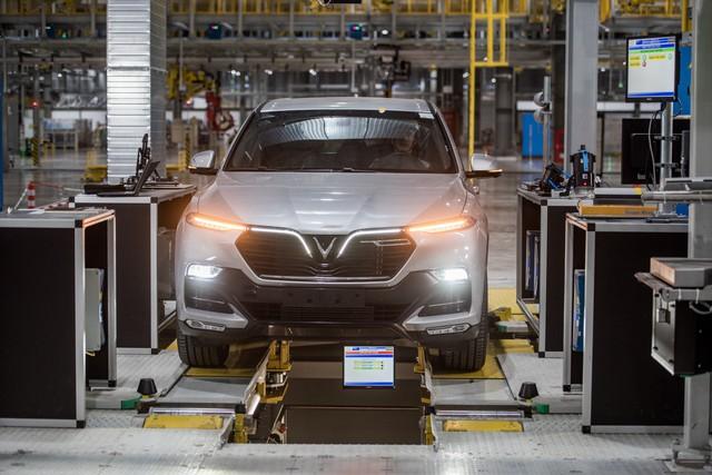 Phó Chủ tịch kiêm Tổng Giám đốc Tập đoàn VinGroup: VinFast đã nhận được đơn đặt hàng hơn 10.000 xe ô tô - Ảnh 2.