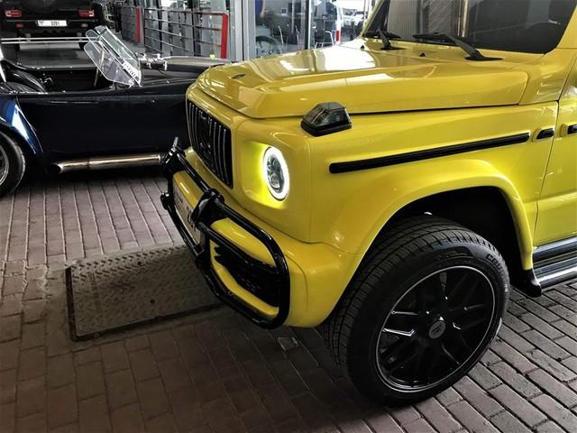 Hãng độ Trung Quốc hô biến Suzuki Jimny thành Mercedes-AMG G63 đẹp miên man - Ảnh 3.