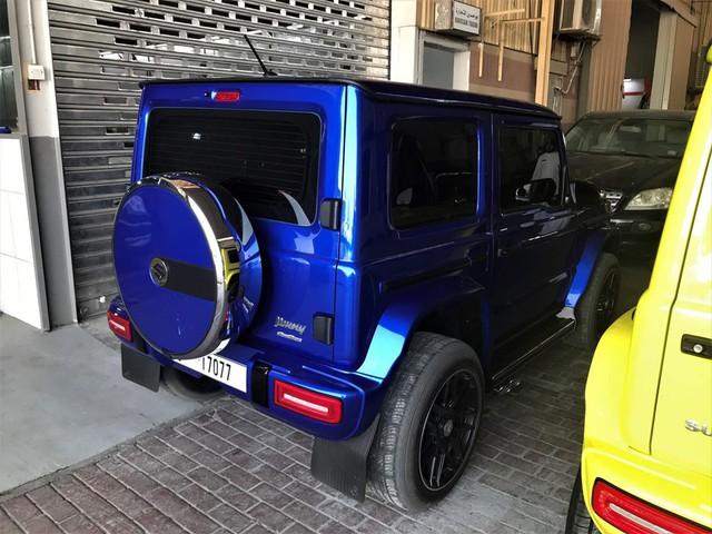 Hãng độ Trung Quốc hô biến Suzuki Jimny thành Mercedes-AMG G63 đẹp miên man - Ảnh 6.