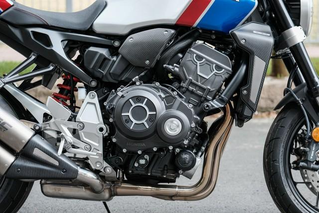 Honda CB1000R Plus Limited Edition giới hạn 350 chiếc trên toàn thế giới ồ ạt đổ bộ Việt Nam, giá ngang ô tô hạng B - Ảnh 12.