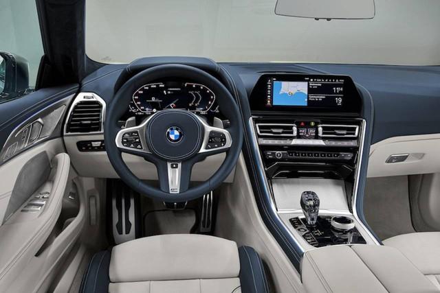 Đấu Mercedes-Maybach S-Class, BMW 8-Series 4 cửa lộ ảnh chi tiết trước ngày ra mắt  - Ảnh 7.
