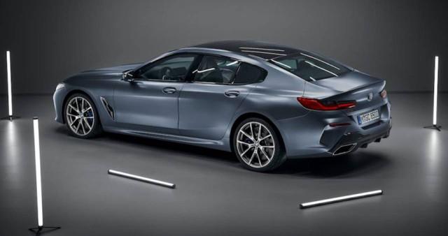 Đấu Mercedes-Maybach S-Class, BMW 8-Series 4 cửa lộ ảnh chi tiết trước ngày ra mắt  - Ảnh 1.