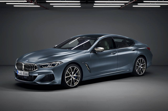 Đấu Mercedes-Maybach S-Class, BMW 8-Series 4 cửa lộ ảnh chi tiết trước ngày ra mắt  - Ảnh 3.