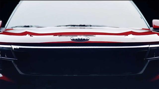 Kia tiếp tục hé lộ hình ảnh về mẫu SUV cỡ nhỏ sắp ra mắt - Ảnh 11.