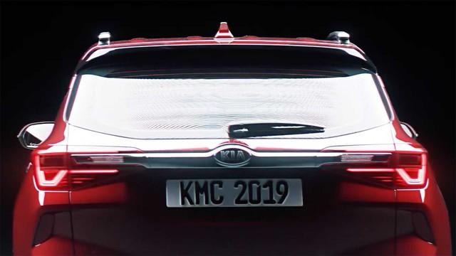 Kia tiếp tục hé lộ hình ảnh về mẫu SUV cỡ nhỏ sắp ra mắt - Ảnh 10.