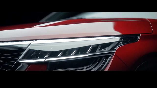 Kia tiếp tục hé lộ hình ảnh về mẫu SUV cỡ nhỏ sắp ra mắt - Ảnh 4.