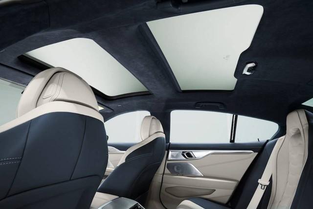 Đấu Mercedes-Maybach S-Class, BMW 8-Series 4 cửa lộ ảnh chi tiết trước ngày ra mắt  - Ảnh 11.