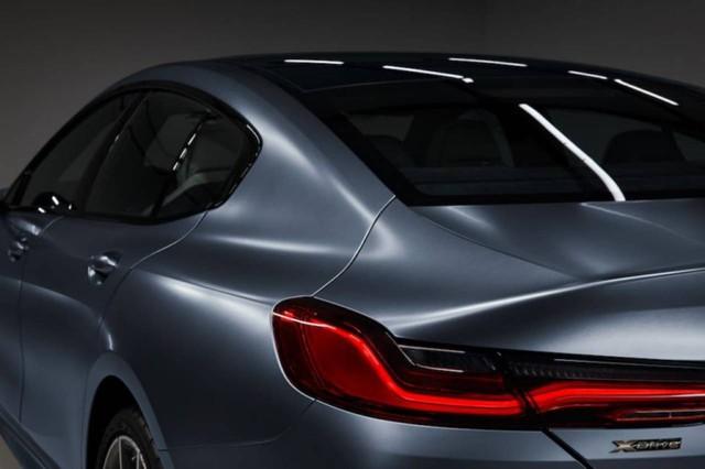 Đấu Mercedes-Maybach S-Class, BMW 8-Series 4 cửa lộ ảnh chi tiết trước ngày ra mắt  - Ảnh 6.