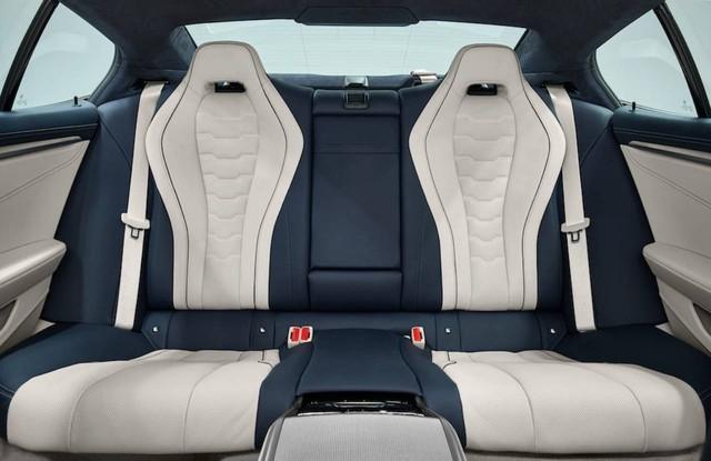 Đấu Mercedes-Maybach S-Class, BMW 8-Series 4 cửa lộ ảnh chi tiết trước ngày ra mắt  - Ảnh 8.