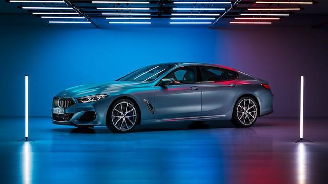 Đấu Mercedes-Maybach S-Class, BMW 8-Series 4 cửa lộ ảnh chi tiết trước ngày ra mắt