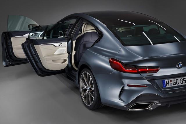 Đấu Mercedes-Maybach S-Class, BMW 8-Series 4 cửa lộ ảnh chi tiết trước ngày ra mắt  - Ảnh 5.