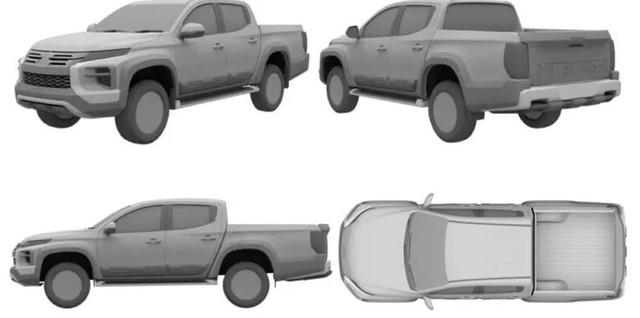 Mitsubishi đăng ký bản quyền cho đối trọng Ford Ranger Raptor - Ảnh 1.
