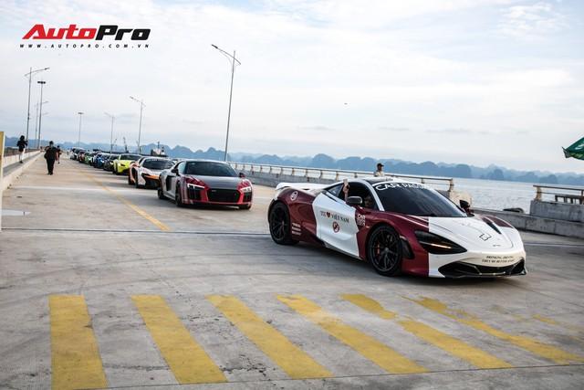 Trước giờ lên Mộc Châu, Car Passion đã tạo nên loạt hình ảnh đẹp đến thế này tại Hạ Long - Ảnh 11.