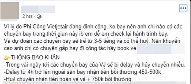VietJet Air lên tiếng vụ nhiều chuyến bay hoãn và hủy hàng loạt: Do kế hoạch nhận tàu bay mới bị trễ - Ảnh 2.