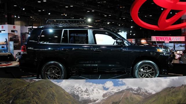 Toyota Land Cruiser đời mới sẽ không còn động cơ V8 - Ảnh 2.