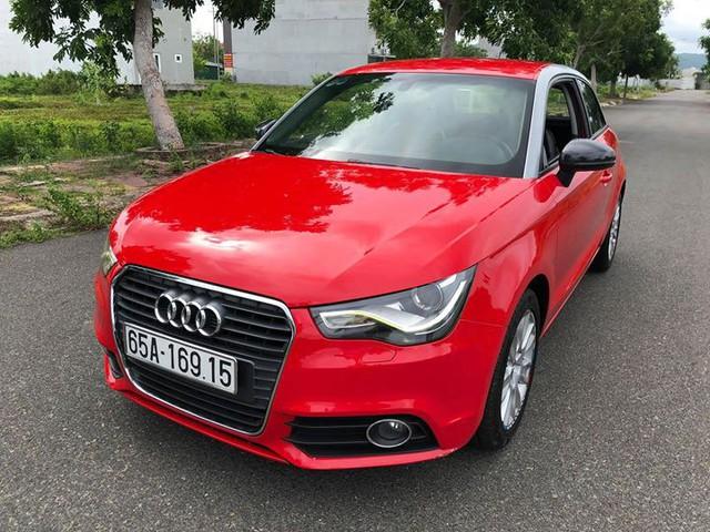 Audi A1 chỉ đắt hơn VinFast Fadil 50 triệu đồng sau 7 năm tuổi - Ảnh 5.