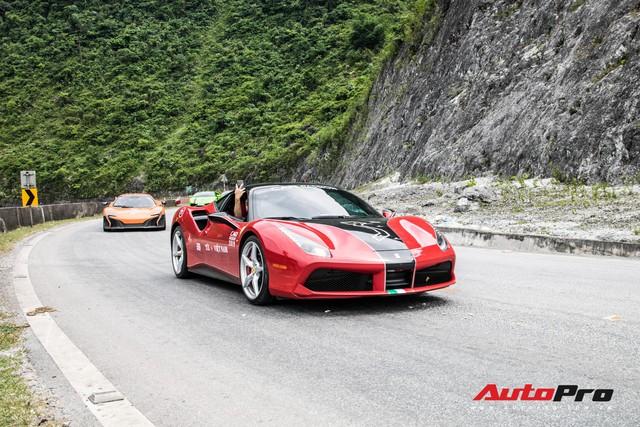 Ferrari 488 GTB hàng thửa của đại gia Hà Nội bất ngờ xuất hiện ở chặng cuối Car Passion 2019 - Ảnh 4.