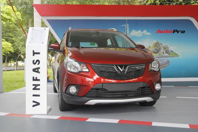 VinFast bàn giao hàng trăm xe Fadil, lập kỷ lục tại Việt Nam - Ảnh 19.