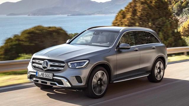 Mua Mercedes-Benz GLC hiện tại hay đợi phiên bản nâng cấp: Bài toán dễ giải của nhà giàu Việt - Ảnh 1.