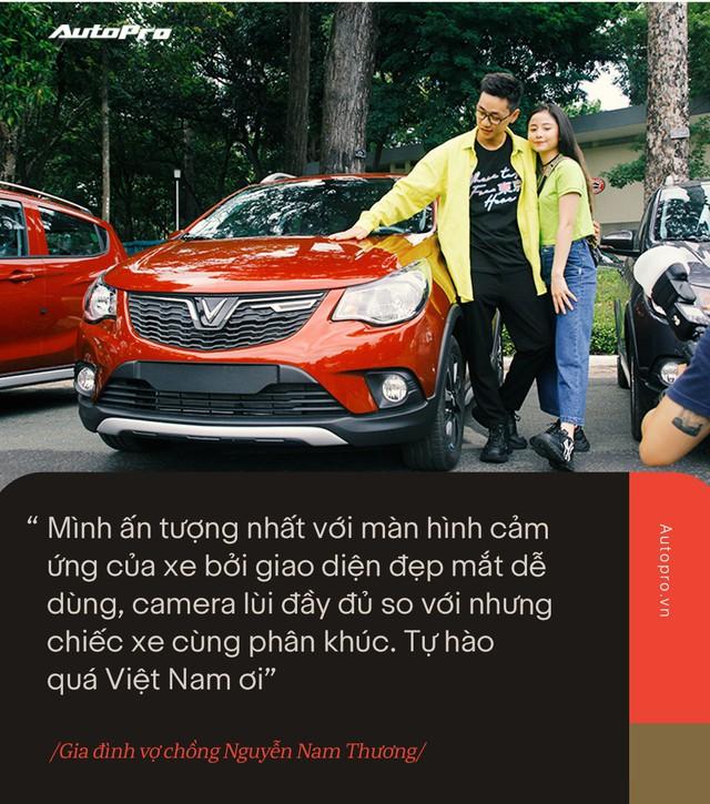 VinFast Fadil đốn tim sao Việt ở những điểm này ngay trong lần trải nghiệm đầu tiên - Ảnh 16.