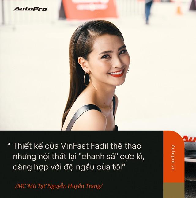 VinFast Fadil đốn tim sao Việt ở những điểm này ngay trong lần trải nghiệm đầu tiên - Ảnh 13.
