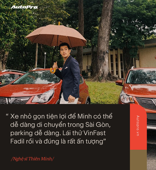 VinFast Fadil đốn tim sao Việt ở những điểm này ngay trong lần trải nghiệm đầu tiên - Ảnh 7.