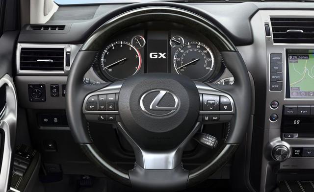 Ra mắt Lexus GX mới - Đừng ai chê lưới tản nhiệt siêu to khổng lồ trên BMW X7 nữa! - Ảnh 7.