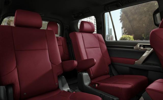 Ra mắt Lexus GX mới - Đừng ai chê lưới tản nhiệt siêu to khổng lồ trên BMW X7 nữa! - Ảnh 9.