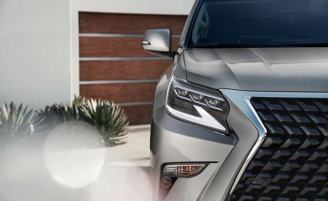 Ra mắt Lexus GX mới - Đừng ai chê lưới tản nhiệt siêu to khổng lồ trên BMW X7 nữa! - Ảnh 3.