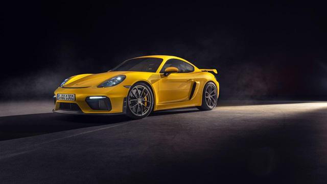 Porsche trình làng 718 Boxster Spyder và Cayman GT4 2020 với động cơ boxer 4.0L mới - Ảnh 4.
