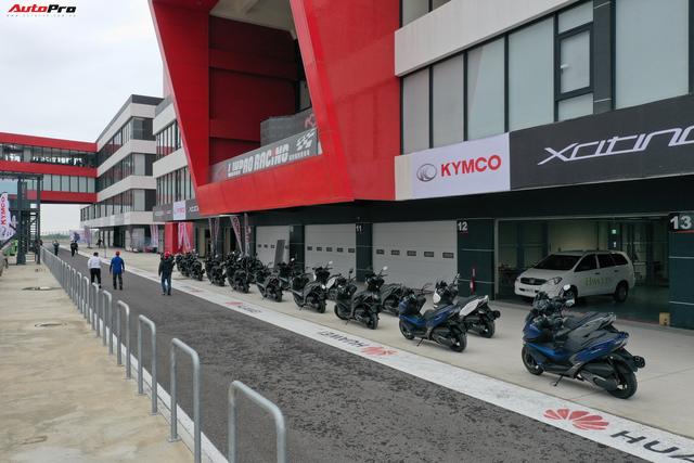 Đánh giá Kymco Xciting S 400i sau hai ngày đầy cảm xúc trên đất Đài Loan - Ảnh 1.