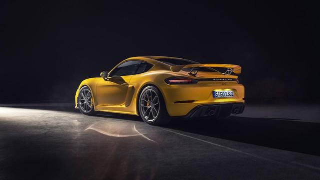 Porsche trình làng 718 Boxster Spyder và Cayman GT4 2020 với động cơ boxer 4.0L mới - Ảnh 6.