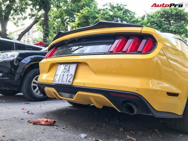 Ford Mustang Ecoboost từng tai nạn đến nát đầu của dân chơi Hải Phòng giờ ra sao? - Ảnh 9.